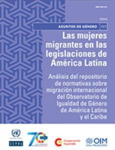 Mujeres migrantes en las legislaciones