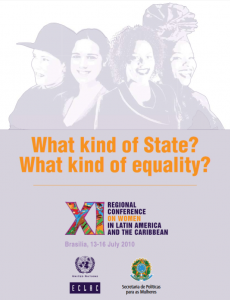 Cover for What kind of State? What kind of equality?