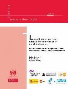 Portada La población uruguaya y el cuidado: persistencias de un mandato de género. Encuesta nacional sobre representaciones sociales del cuidado: Principales resultados