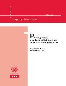 Portada Políticas públicas e institucionalidad de género en América Latina (1985-2010)