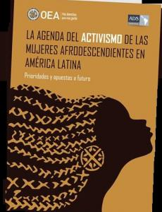 Portada La agenda del activismo de las mujeres afrodescendientes en América Latina