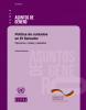 Portada Política de cuidados en El Salvador: opciones, metas y desafíos: Opciones, metas y desafíos