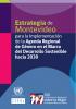 Portada Estrategia de Montevideo para la Implementación de la Agenda Regional de Género en el Marco del Desarrollo Sostenible hacia 2030