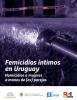 Portada Femicidios íntimos en Uruguay