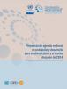 Portada Propuesta de agenda regional en población y desarrollo para América Latina y el Caribe después de 2014