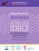 Gender Equality Observatory Anual Report Cover