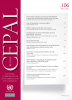 CEPAL Review no.106 Cover