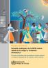 Portada Estudio multipaís de la OMS sobre la salud de la mujer y la violencia doméstica