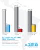 Portada Estado de los sistemas de información - Estadísticas de los organismos electorales latinoamericanos desde una perspectiva de género