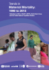 Portada Trends in Maternal Mortality