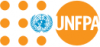 Logo deL UNFPA